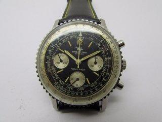 ヴィンテージ 60年代 ブライトリング ナビタイマー806 ミリタリー クロノグラフ ヴィーナス178 男性用