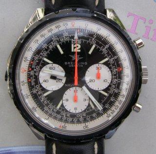 スチールケース 1967年製 ヴィンテージ ブライトリング ナビタイマー クロノグラフ ref .0816
