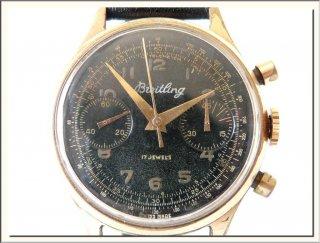 1950年代 ブライトリング クロノグラフ 男性用腕時計 ヴィンテージ