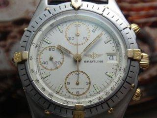 ブライトリング ヴィンテージ クロノグラフ オートマチック 男性用腕時計