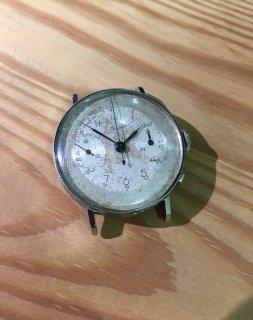 クロノグラフ腕時計 レマニア オメガ・クロノグラフ15TL 第2次世界大戦時代のミリタリー・ビンテージ・ウォッチ