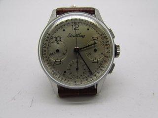 ブライトリング クロノグラフ 手巻き時計