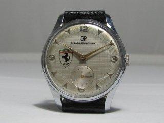 1950年代 ビンテージ ジラード・ペルゴ オートモビリア 男性用腕時計