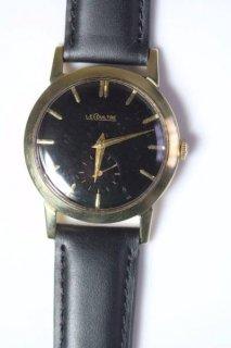 ジャガールクルト LeCoultre 14K腕手巻 腕時計