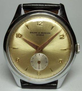 ボーム&メルシエ 手巻き時計 メンズ