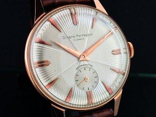 1950年代 ビンテージ ジラードペルゴ 男性用腕時計