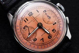 BAUME & MERCIER(ボーム&メルシエ) クロノグラフ手巻時計