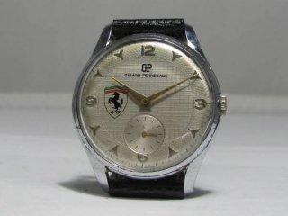 ジラールペルゴ オートモビリア腕時計