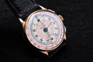 ブライトリング クロノグラフ キャリバー170 腕時計 ゴールドフレーム