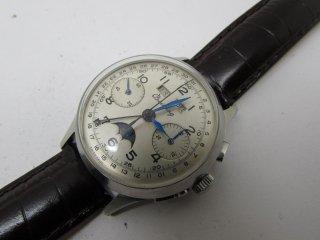 ブライトリング ヴィンテージ クロノグラフ メンズ腕時計 1950年代