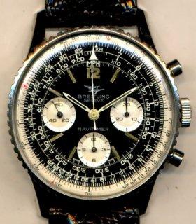 ヴィンテージ 1966年製 ブライトリング AOPA 806 ナビタイマークロノグラフ ヴィーナス178ムーブメント