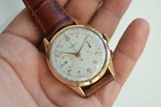 PICARD FILS バルジュー22 クロノグラフ腕時計