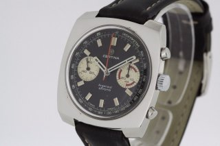 サーチナ(CERTINA)ヴィンテージ クロノグラフメンズウォッチArgonaut Valjoux 23 Ref. 8401 001 1970年代