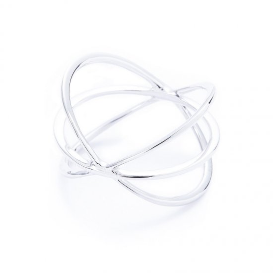 anorexia cross ring / triple