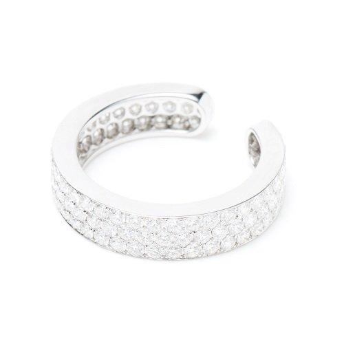 combination center ring / diamond