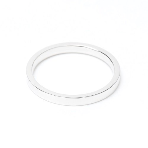 plane ring / 2mm