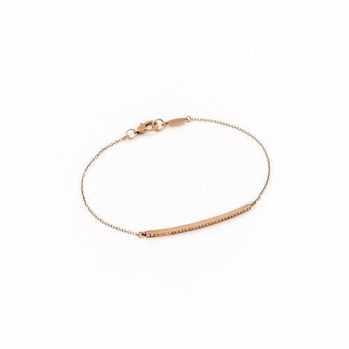 obedient bracelet / browndiamond