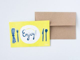 【THANK YOU CARD】Dinner