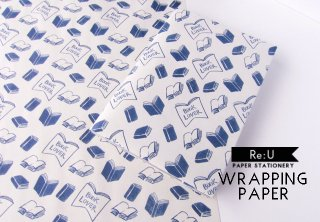 【WRAPPING PAPER】BOOK