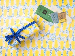 【WRAPPING PAPER】洋梨
