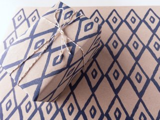 【WRAPPING PAPER】タイル
