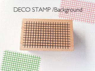 DECO STAMP/Background【Lattice】