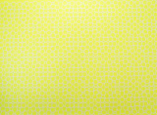 【3120】Printed wrapping paper[bubble/yellow]