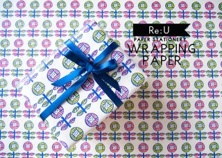 【WRAPPING PAPER】春の花