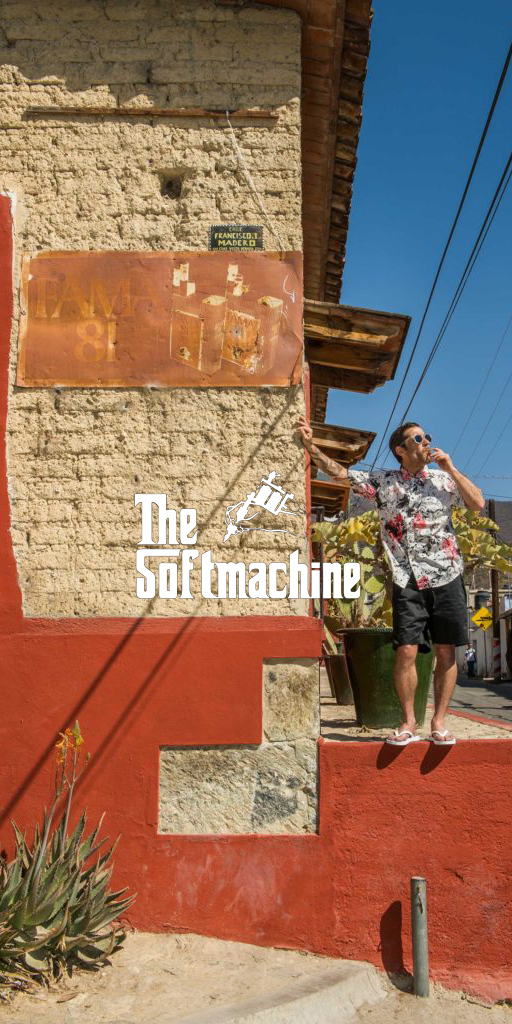 SOFTMACHINE 2020 SPRING&SUMMER COLLECTION