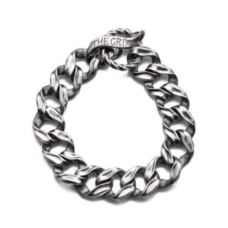 CRIMIE 「MIGHTY BRACELET」 チェーンブレスレット ■SILVER
