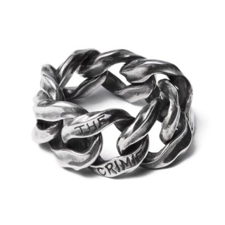 CRIMIE 「MIGHTY RING M」 チェーンリング ■SILVER