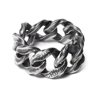 CRIMIE 「MIGHTY RING L」 チェーンリング ■SILVER