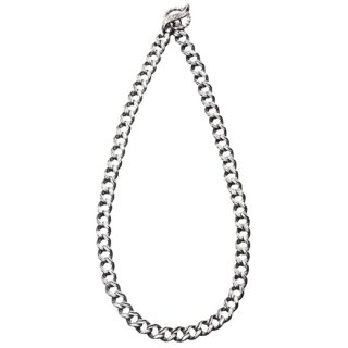 CRIMIE 「MIGHTY CHAIN NECKLESS」 チェーンネックレス ■SILVER