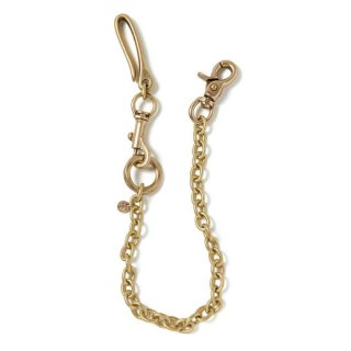 GRAVYSOURCE 「GS WALLET CHAIN」 ウォレットチェーン ■A.GOLD