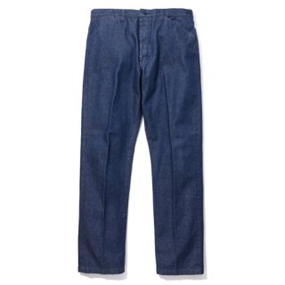RADIALL 「TUBE GRILL - STRAIGHT FIT WORKPANTS」 デニムワークパンツ ■IND