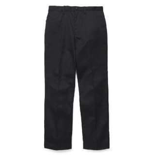 RADIALL 「CVS WORK PANTS-STRAIGHT」 チノトラウザーパンツ ■BLK