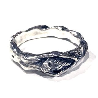 RADIALL 「CHROME LADY - PINKY RING」 ピンキーリング ■SILVER