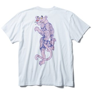 SOFTMACHINE 「TATTOOED PINK-T」 Tシャツ ■WHT