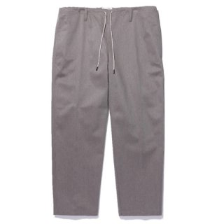 RADIALL 「LAID BACK - EASY PANTS」 チノイージーパンツ ■GRY