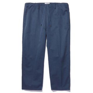 RADIALL 「LAID BACK - EASY PANTS」 チノイージーパンツ ■AIRFORCE BLUE