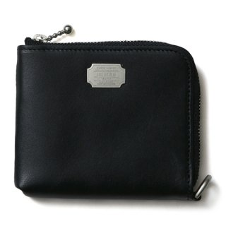 CRIMIE 「LEATHER MULTI WALLET」 レザーマルチウォレット ■BLK