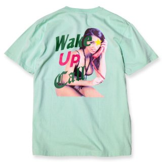IMPERIAL 「WAKE UP CALL S/S」 Tシャツ ■MELON