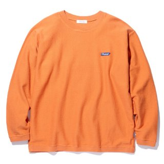 RADIALL 「SLOW BURN - CREW NECK SWEATSHIRT L/S」 クルーネックスウェット ■ORG