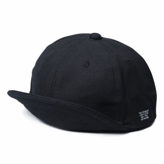 CRIMIE 「THE MILITARY CAP」 ミリタリーキャップ ■BLK