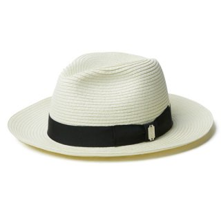 CRIMIE 「STROW HAT」 ストローハット ■WHT