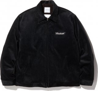 <img class='new_mark_img1' src='https://img.shop-pro.jp/img/new/icons14.gif' style='border:none;display:inline;margin:0px;padding:0px;width:auto;' />RADIALL VAHJON - WORK JACKET BLACK