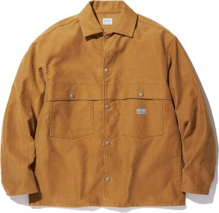 <img class='new_mark_img1' src='//img.shop-pro.jp/img/new/icons41.gif' style='border:none;display:inline;margin:0px;padding:0px;width:auto;' />TUFF-NUFF WORK JACKET CAMEL