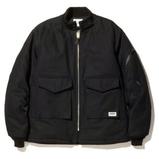 <img class='new_mark_img1' src='//img.shop-pro.jp/img/new/icons41.gif' style='border:none;display:inline;margin:0px;padding:0px;width:auto;' />RADIALL MOON STOMP FLIGHT JACKET BLACK