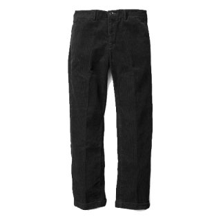 SOFTMACHINE  LAVEY CORD PANTS  BLACK