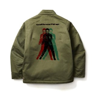 SOFTMACHINE DIMENSION JKT OLIVE